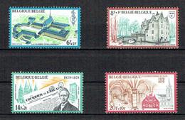 Série Culturelle à Surtaxe - Unused Stamps