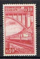 Centenaire Des Chemins De Fer - 1895-1913