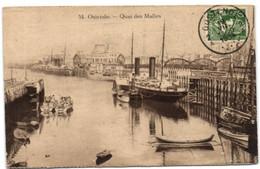 Ostende - Quai Des Malles - Oostende