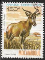 Mocambique – 1981 Endangered Animals 1,50 Meticais - Mozambique