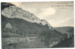 Waulsort - Le Rocher De Chameau - Vue D'amont - Hastière
