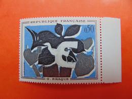 N° 1319a** Braque  Cote: 250€ - Variétés: 1960-69 Neufs
