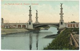 La Pont De Smet De Naeyer, Ostende - Oostende