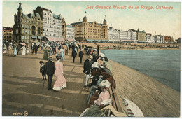 Les Grands Hotels De La Plage, Ostende - Oostende