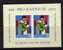 """Suisse (1962)-  BF  Cinquantenaire De L'institution """"PRO JUVETUS"""" - Neufs** - MNH - Blocks & Kleinbögen"""