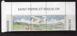 St Pierre Et Miquelon  (1994) -  Faune - Paysage  -   Neufs** - MNH - Neufs
