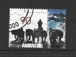 Australian Antarctic Territory 1999 Mawsons Hut 90c Huskies And Hut VFU - Sin Clasificación