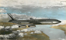 """CPSM AVIATION """"Air France  Boeing 707"""" - 1939-1945: II Guerra"""