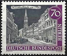 Germany (Berlin) 1962 - Mi 226 - YT 204 ( Old Berlin : Parochial Church ) MNH** - Neufs