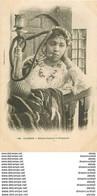 WW ALGERIE. Mériem Fumant Le Narguileh - Women