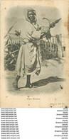 WW ALGERIE. Négro Mendiant Et Musicien 1903 - Men