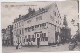Hasselt - Spaans Huis (gelopen Kaart Met Zegel) - Hasselt
