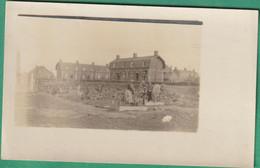 Calonne Cimetière  De Soldats 1915- Carte Photo Guerre 1914-18  - (E.2554) - Autres Communes