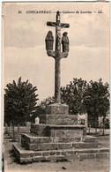 6DST 520 CPA - CONCARNEAU - CALVAIRE DE LAURIEC - Concarneau