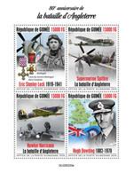 Guinea 2020   World War II,  Battle Of Britain S202101 - Guinea (1958-...)
