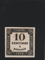 N°2 Taxe - 1859-1955 Neufs