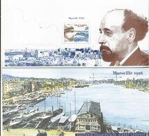 France Blocs Souvenirs  20 Albert Londres Neuf ** TB Mnh Sin Charnela Prix De La Poste 3 Euros - Blocs Souvenir