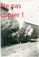 PHOTO ALLEMANDE DU FAR 112 - OFFICIER AU QUARTIER A TEMPLEUX LE GUERARD PRES DE ROISEL - SOMME 1914 1918 - 1914-18