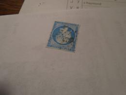 ARIEGE - ( St LIZIER )    -  IND/???     Petit Chiffre Du Grand Chiffre      3722     -    TP N° 14 - 1849-1876: Klassik