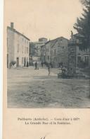 07 // PAILHARES  La Grande Rue Et La Fontaine  ** - Other Municipalities