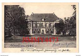 CPA - FROYENNES-les-TOURNAI - Château D' YSEMBART ( Démoli En 1942 ) Hainaut Belgique - - Tournai
