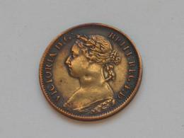 GRANDE BRETAGNE - Farthing 1885  VICTORIA  **** EN  ACHAT  IMMEDIAT **** - B. 1 Farthing