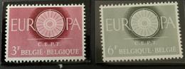 1960 - Europa  - Postfris/Mint - Unused Stamps