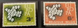 1961 - Europa   - Postfris/Mint - Unused Stamps