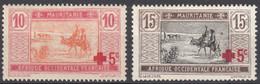 N° 34 Et N° 35 - X - ( C 1622 ) - Neufs