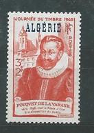 ALGERIE N° 248 ** TB 6 - Ohne Zuordnung