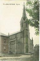 Villers-Poterie , Eglise - Gerpinnes