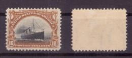 Etats Unis USA 1901 - MH * - Bateaux - Michel Nr.137 - V.C. 140 € (usa161) - Unused Stamps