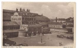 Dijon : La Gare (Editeur Combier Imp., Mâcon, CIM) - Dijon