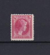 Lussemburgo 1934 250 Granduchessa Carlotta Mnh - 1926-39 Charlotte Rechtsprofil