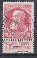 BELGIË - OPB - 1905 - Nr 74 - T1 L (LANDEN) - COBA + 4.00 € - 1905 Barba Grossa