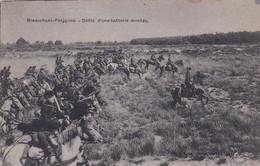 BRASSCHAAT / POLYGONE / DEFILE D UNE BATTERIE MONTEE 1919 - Brasschaat