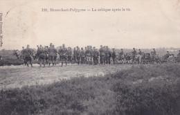 BRASSCHAAT / POLYGONE / CRITIQUE APRES LE TIR  1911 - Brasschaat