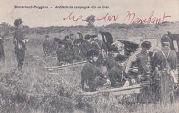 BRASSCHAAT / POLYGONE / ARTILLERIE DE CAMPAGNE 1912 - Brasschaat