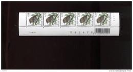 ABD1018 PAAR 3391 Buzin 0.75€ 1/3/2006 Bande Datée Datumstrook - 1985-.. Vogels (Buzin)