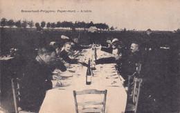 BRASSCHAAT / POLYGONE / OFFICIERS  A TABLE - Brasschaat