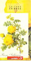 Feuillet N° 13 De 1997 - Poste Belge - Belgium - La Rose - Documents De La Poste