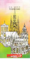 Feuillet N° 14 De 1997 - Poste Belge - Belgium - Tourisme - Documents De La Poste