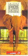 Feuillet N° 18 De 1997 - Poste Belge - Belgium - Centenaire Musée Royal Afrique - Documents De La Poste