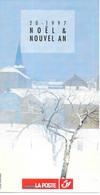 Feuillet N° 20 De 1997 - Poste Belge - Belgium - Noël Et Nouvel An - Documents De La Poste