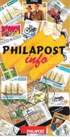 Feuillet - Philapost Info 1996 - Documents De La Poste