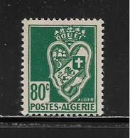 ALGERIE ( FRALG -119 )  1942 N° YVERT ET TELLIER  N° 189  N** - Ungebraucht