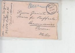 STATI UNITI  1932 - Lettera Per Caramanico (Italia) - Briefe U. Dokumente