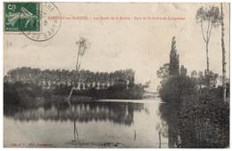 CPA 72 - FRESNAY SUR SARTHE (Sarthe) - Pont De Saint-Aubin De Locquenay - Otros Municipios