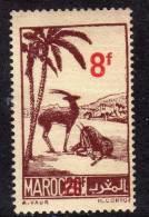 Maroc N° 270 XX  Timbre Surchargé  TB - Ohne Zuordnung