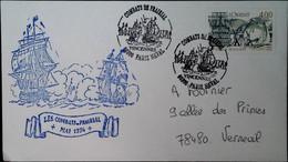 G 3 1994 Paris Naval - Seepost
